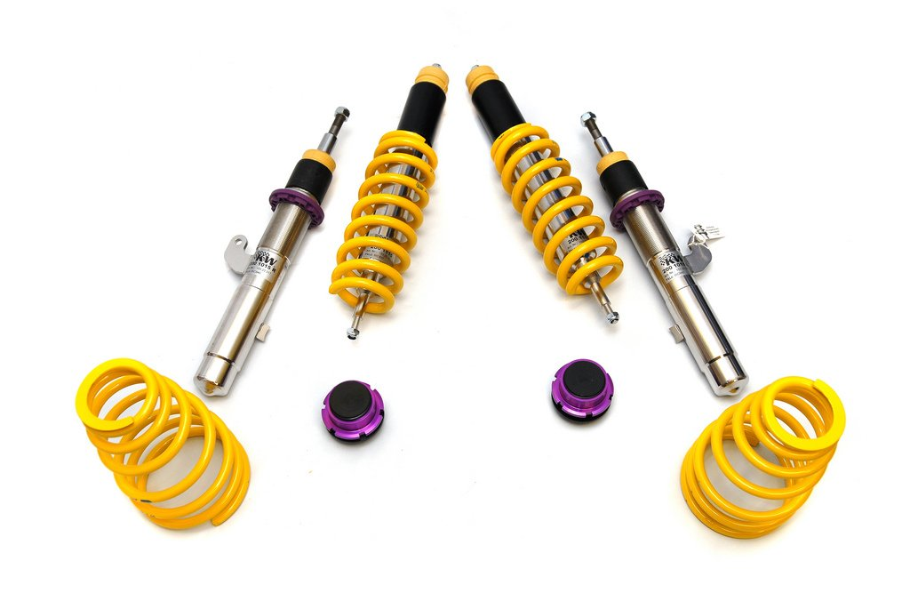 KW coilover porsche cayman 981718 incl cayman s with pasm variant 3 - iND Distribution