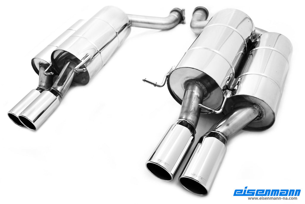 Eisenmann E60 M5 Performance Exhaust 2