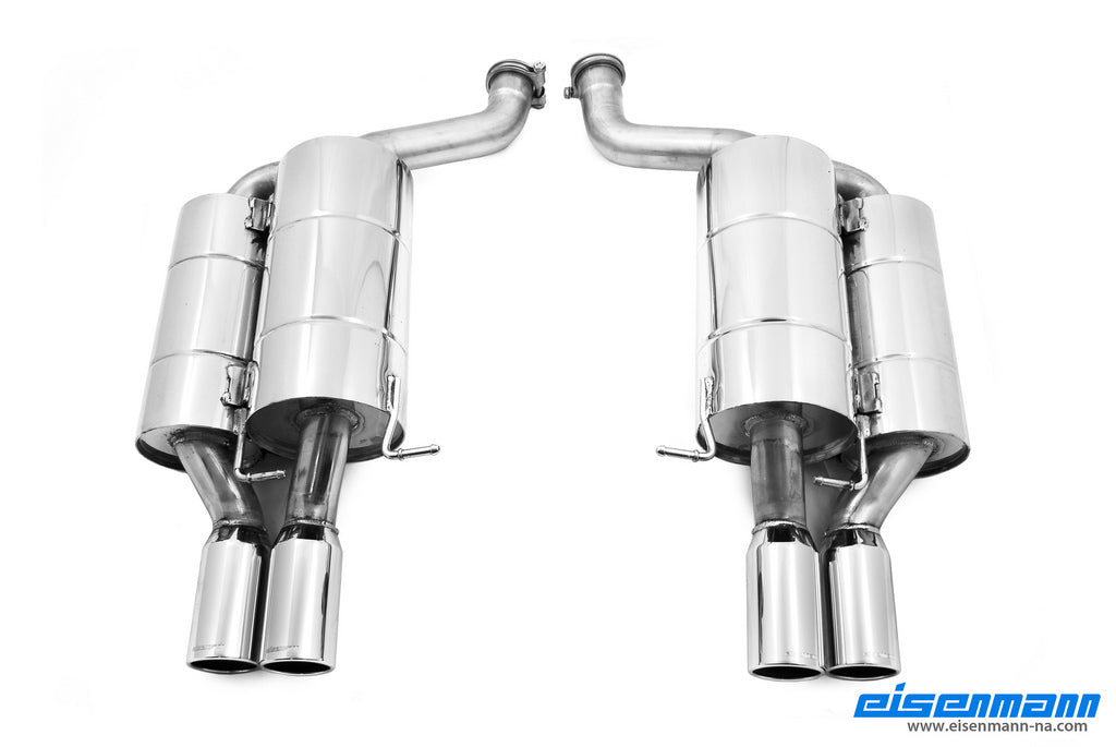 Eisenmann E60 M5 Performance Exhaust 1
