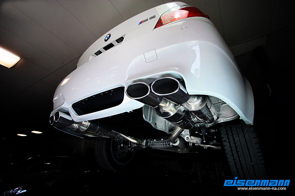 Eisenmann E60 M5 Performance Exhaust 8