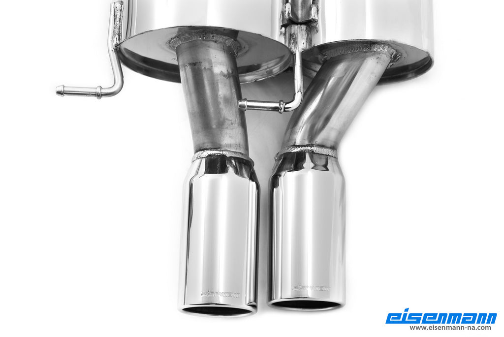 Eisenmann E60 M5 Performance Exhaust 3