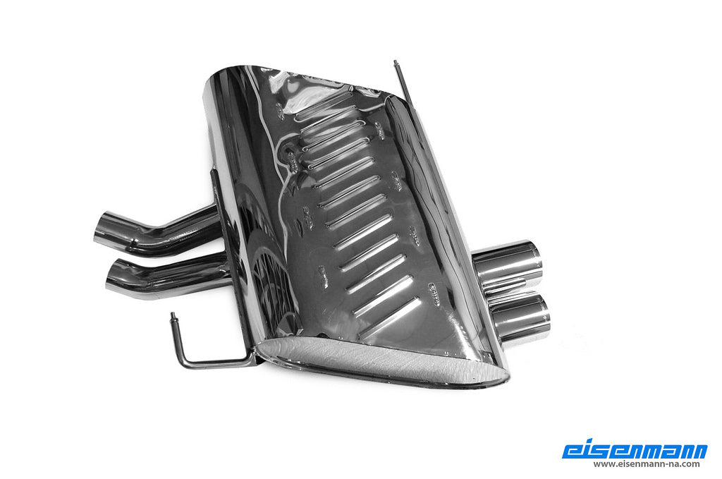 Eisenmann e85 e86 z4 performance exhaust - iND Distribution