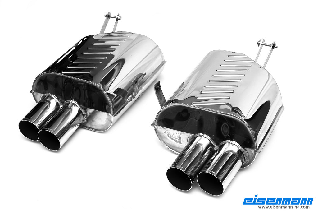 Eisenmann E85 / E86 Z4M Performance Exhaust 1