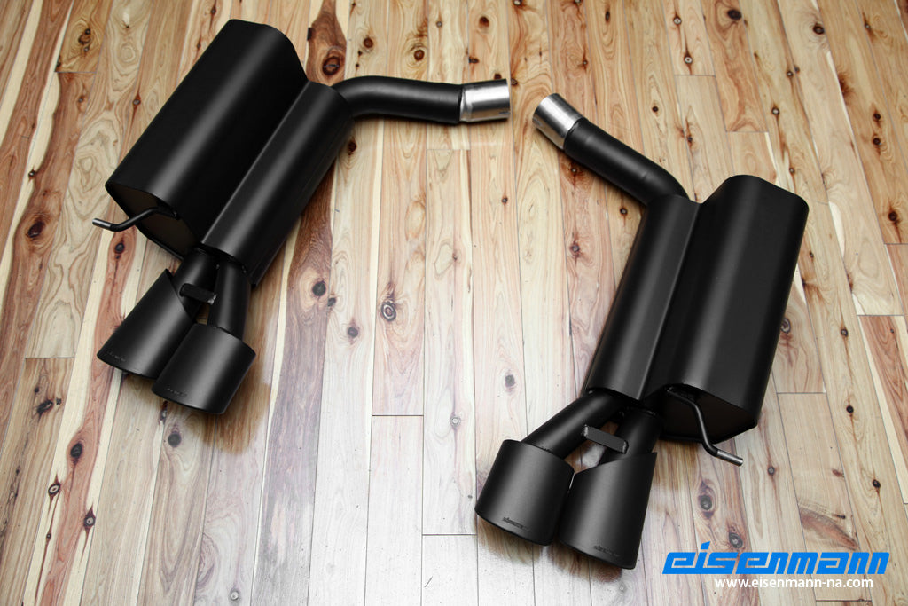 Eisenmann w211 e55 amg touring performance exhaust - iND Distribution