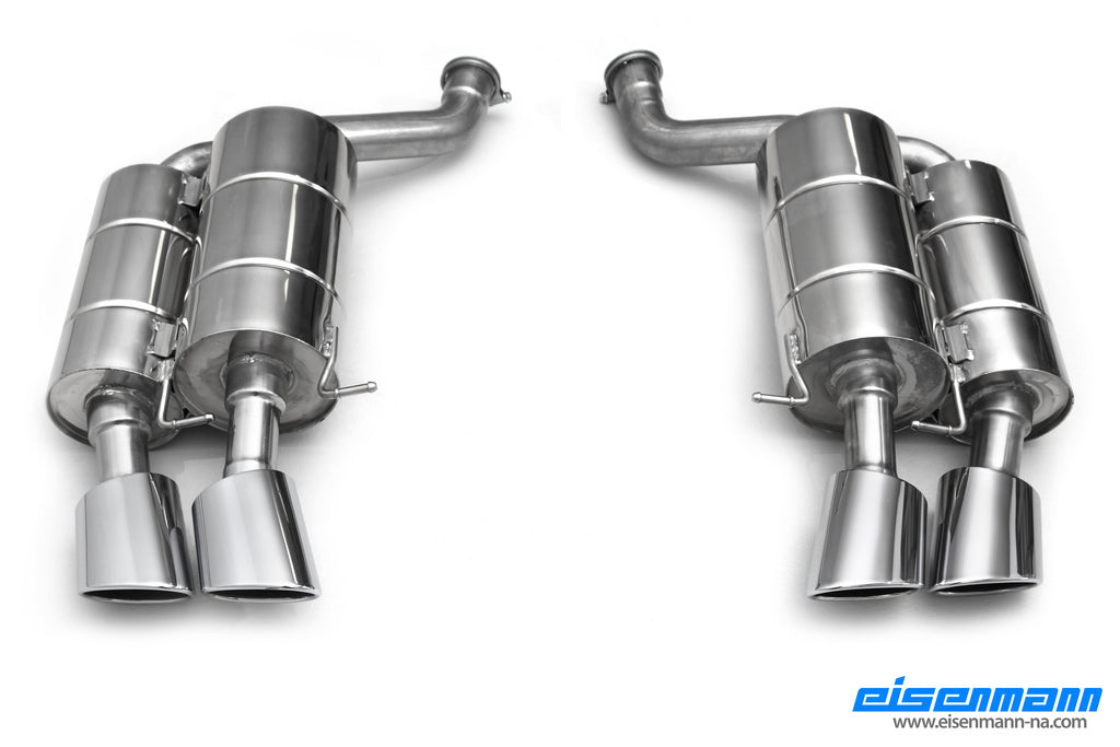 Eisenmann E60 M5 Performance Exhaust 4