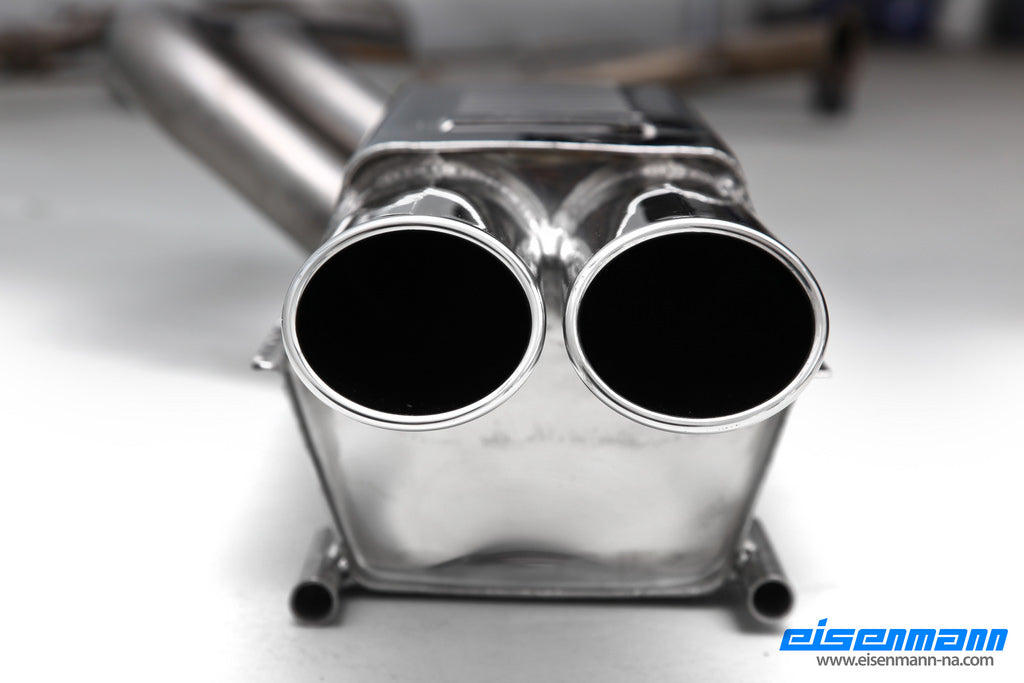 Eisenmann w140 sedan coupe performance exhaust - iND Distribution
