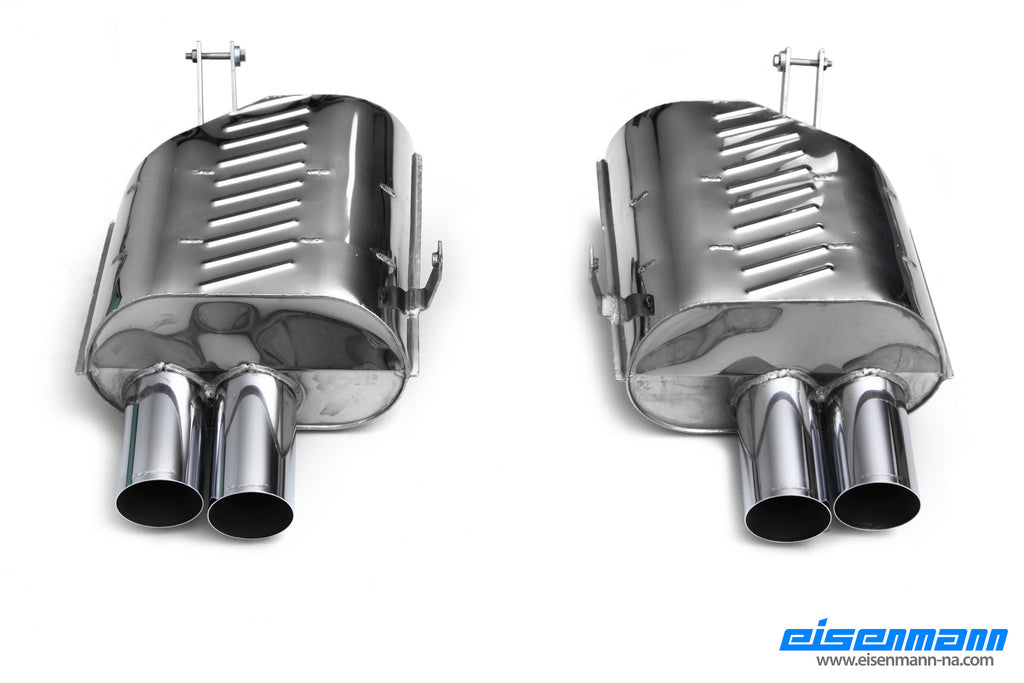 Eisenmann E85 / E86 Z4M Performance Exhaust 2