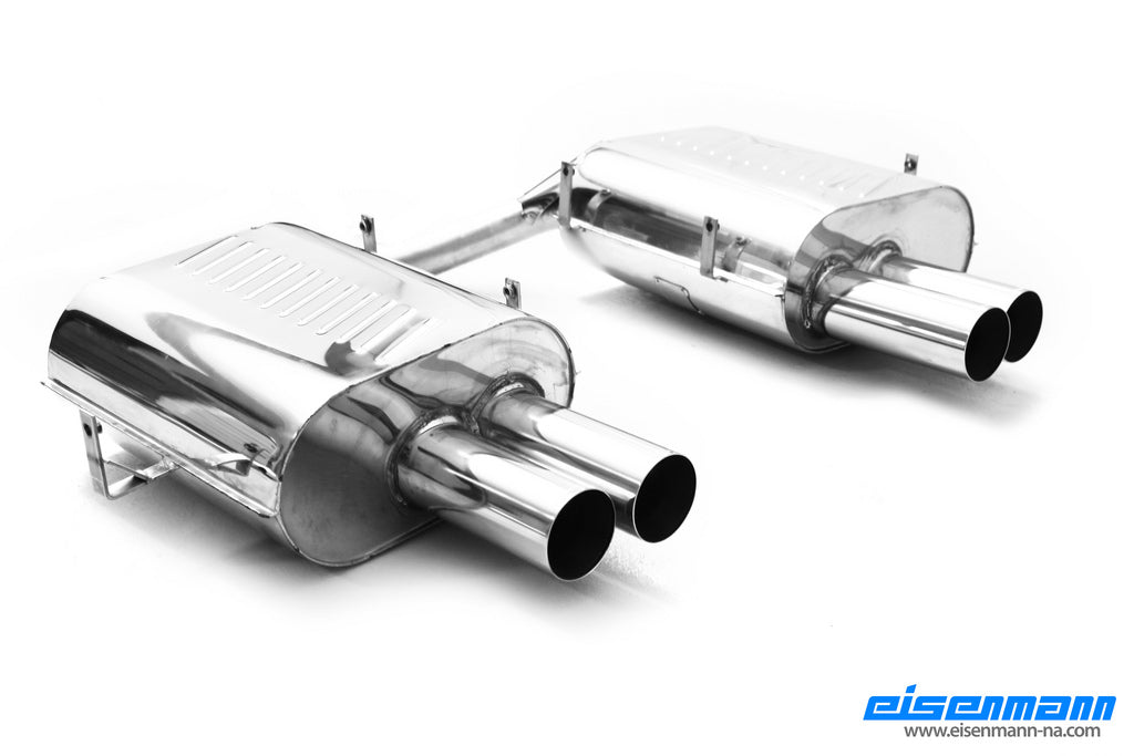 Eisenmann e39 m5 performance exhaust - iND Distribution