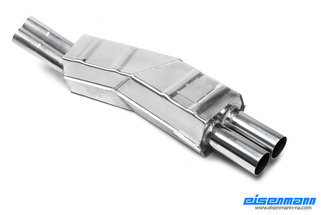 Eisenmann e34 m5 performance exhaust - iND Distribution