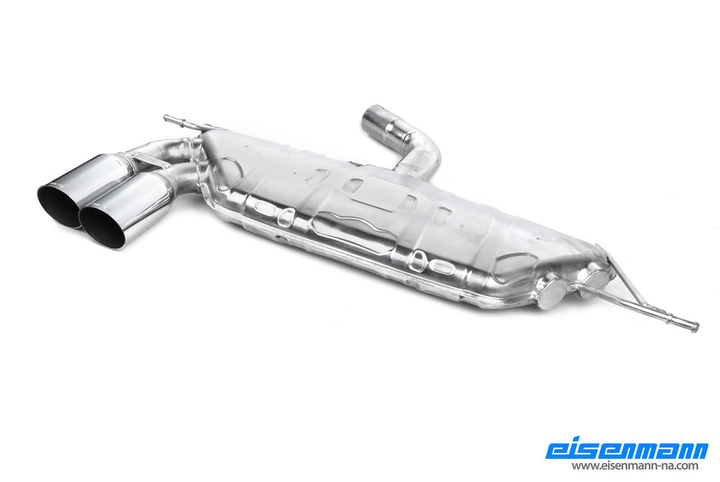 Eisenmann golf gti mkv performance exhaust - iND Distribution