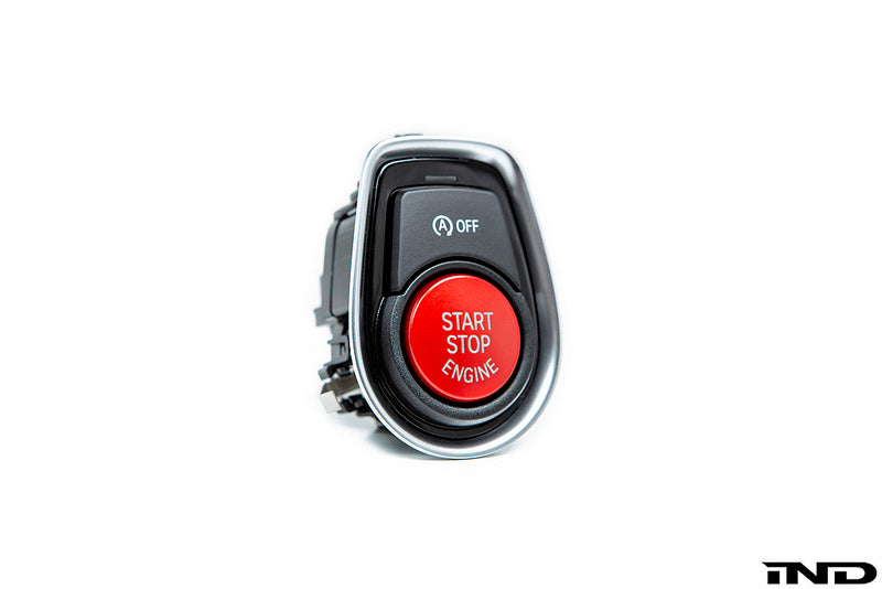 BMW oem red start stop button - iND Distribution