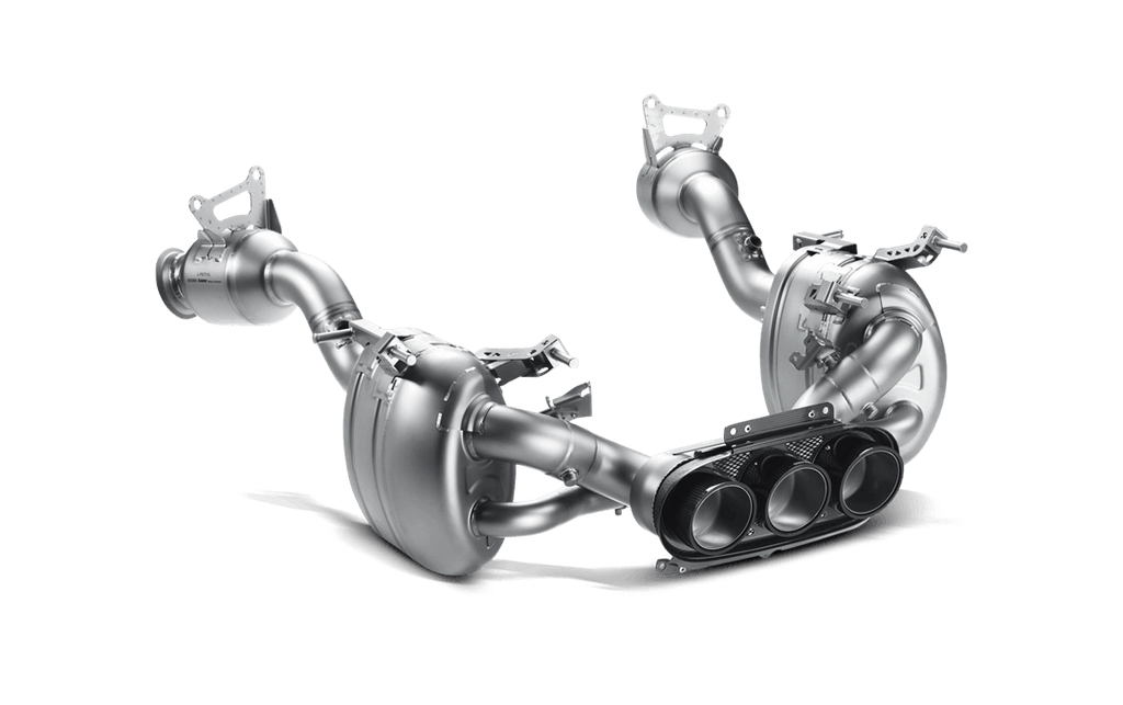 Akrapovic 458 italia 458 spider performance exhaust - iND Distribution