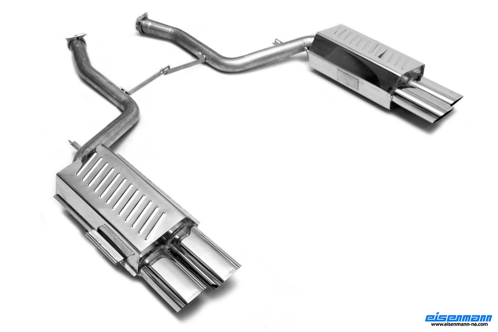 Eisenmann e38 750i performance exhaust - iND Distribution