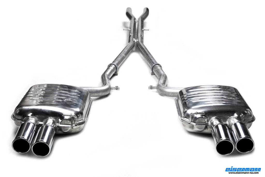 Eisenmann B8 S4 Performance Exhaust 4