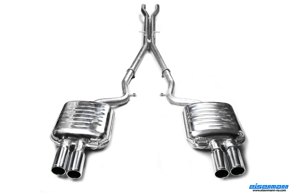 Eisenmann b7 rs4 performance exhaust - iND Distribution
