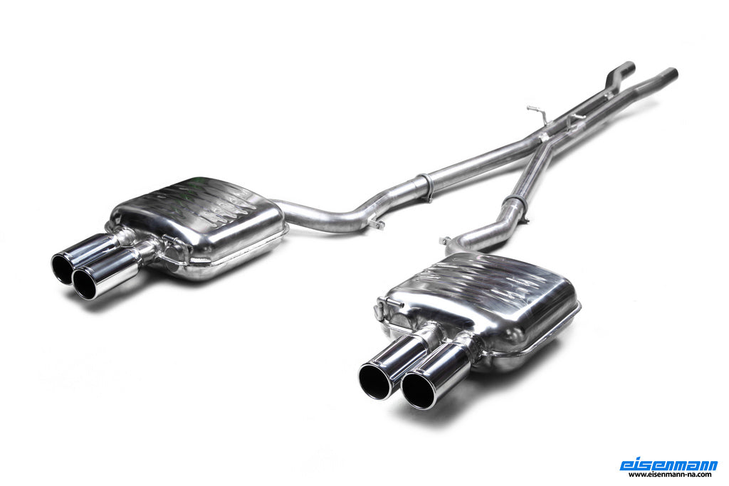 Eisenmann B8 S4 Performance Exhaust 1
