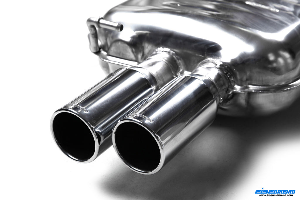 Eisenmann b8 s5 performance exhaust - iND Distribution