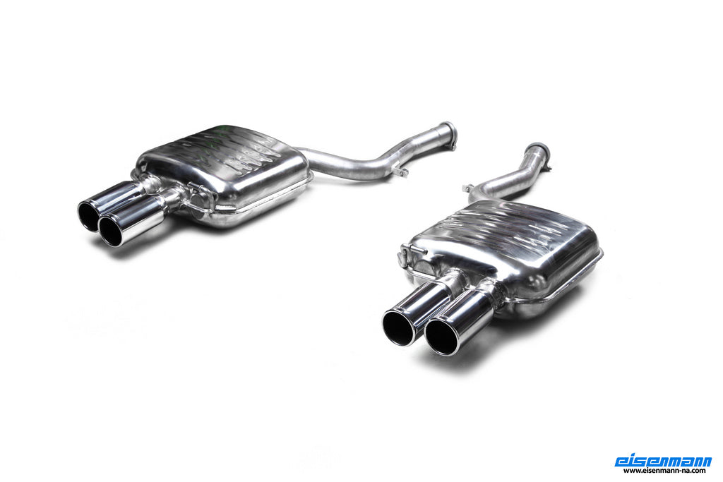 Eisenmann B8 S4 Performance Exhaust 7