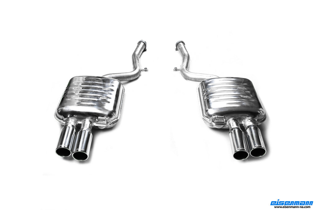 Eisenmann B8 S4 Performance Exhaust 8
