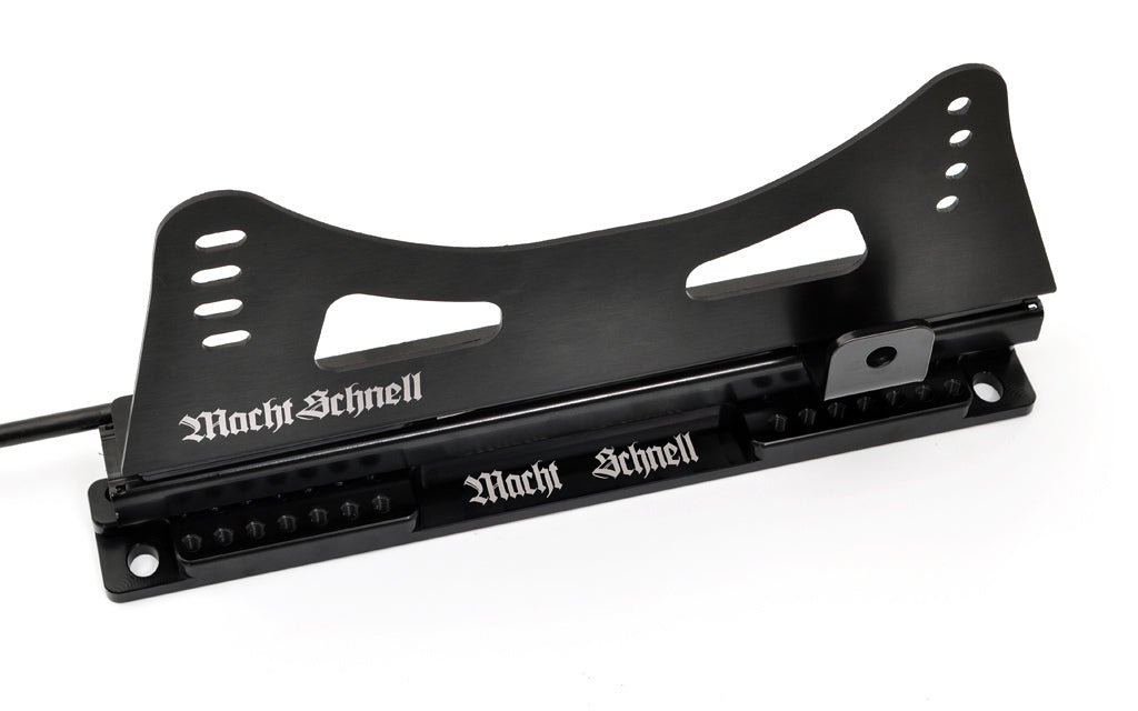 Macht Schnell aluminum side mount for recaro seats - iND Distribution