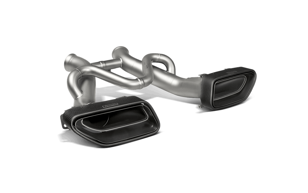 Akrapovic 650s slip on exhaust system - iND Distribution