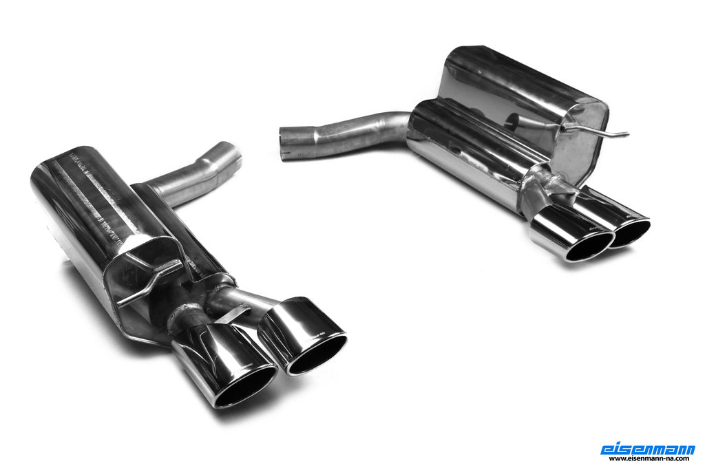 Eisenmann w211 e55 amg performance exhaust - iND Distribution