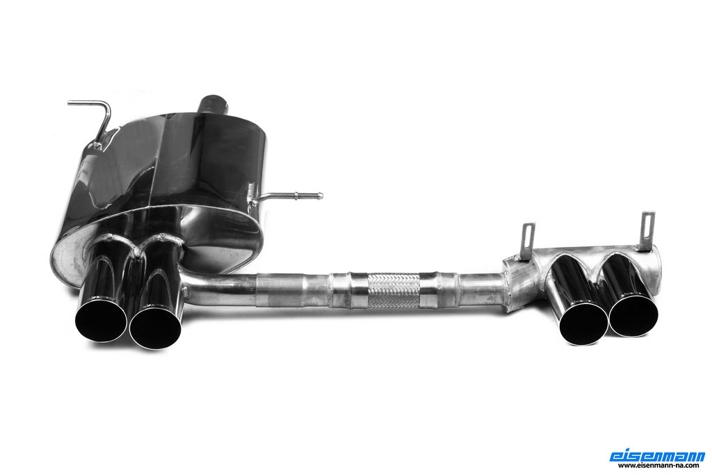 Eisenmann e36 e37 z3 performance exhaust 3 - iND Distribution