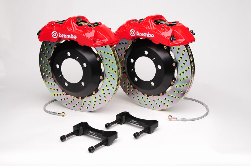 Brembo F30 GT Big Brake Kit - 380mm 12