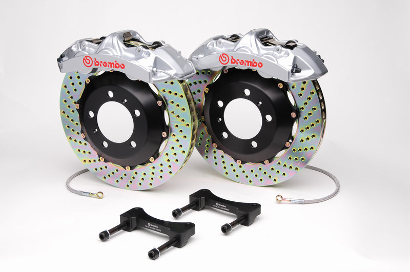 Brembo F30 GT Big Brake Kit - 380mm 5