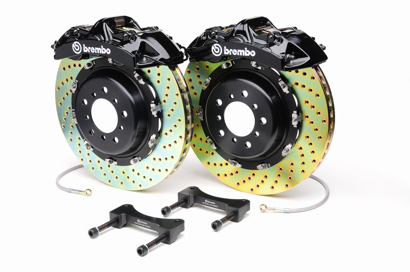 Brembo F30 GT Big Brake Kit - 380mm 10