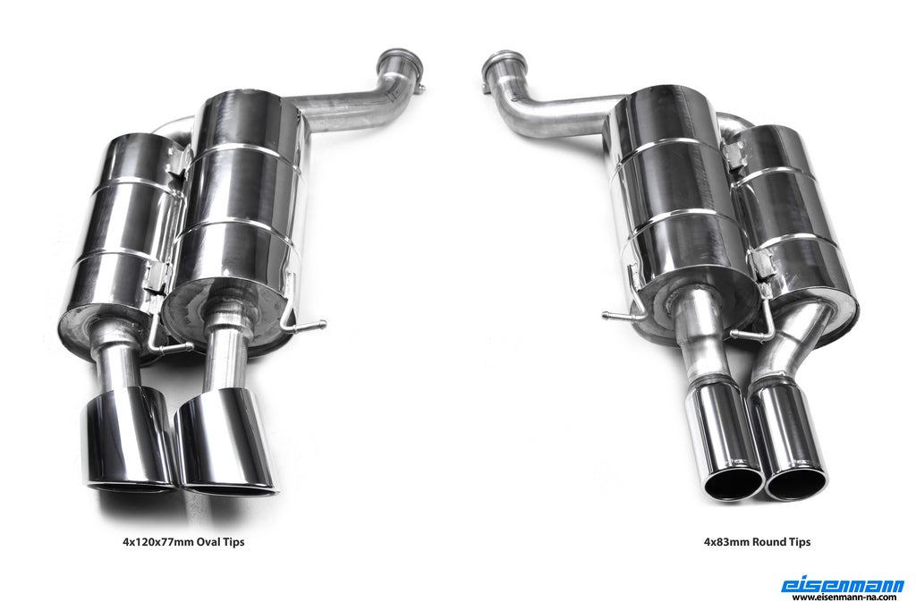 Eisenmann E60 M5 Performance Exhaust 6
