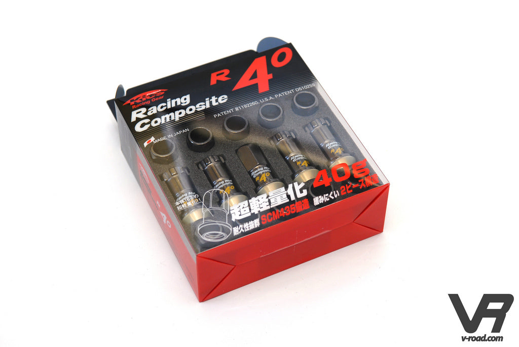 Project Kics Racing Lugnuts Set 3