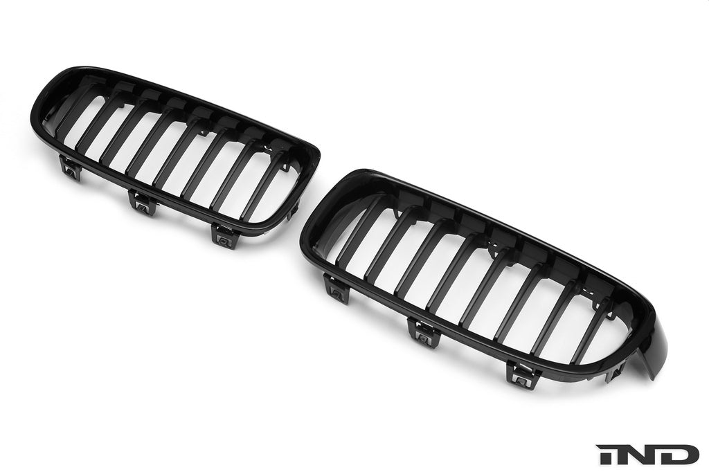 IND F30 3 Series Painted Front Grille Set 6