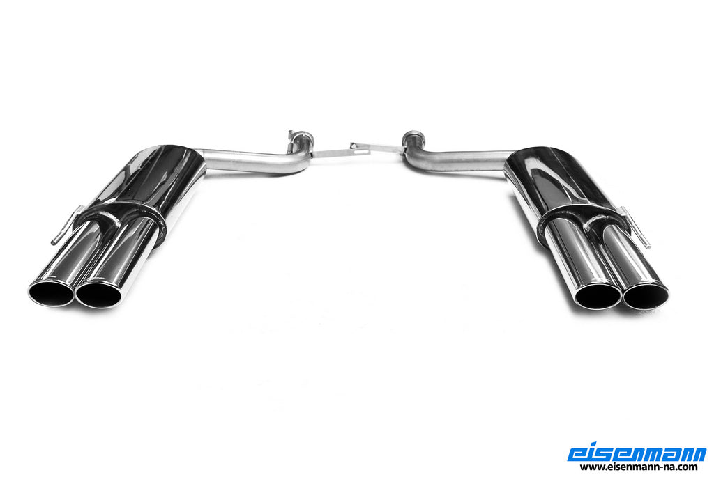 Eisenmann W215 CL-Class Performance Exhaust 3