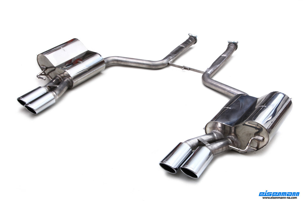 Eisenmann 4f a6 performance exhaust - iND Distribution