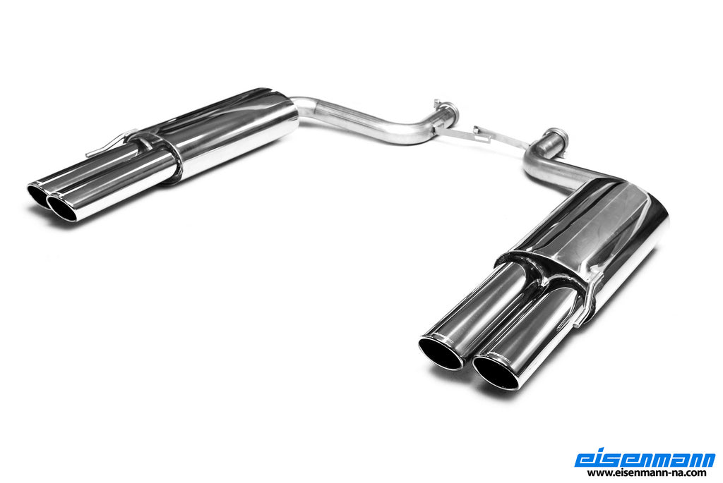 Eisenmann W215 CL-Class Performance Exhaust 4