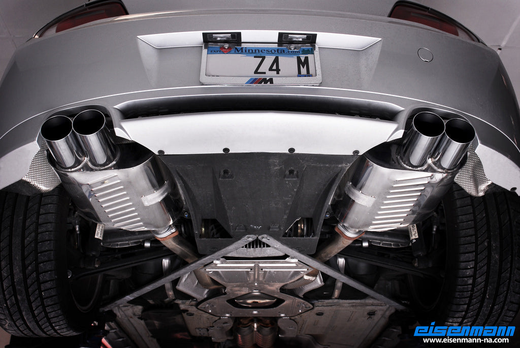 Eisenmann E85 / E86 Z4M Performance Exhaust 3