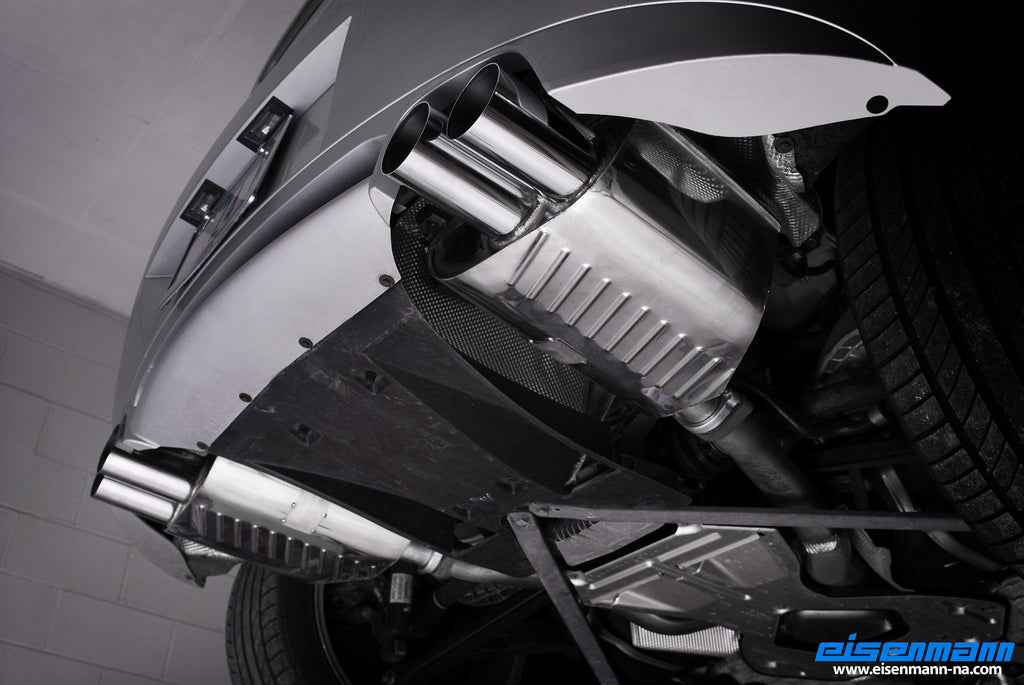 Eisenmann E85 / E86 Z4M Performance Exhaust 4