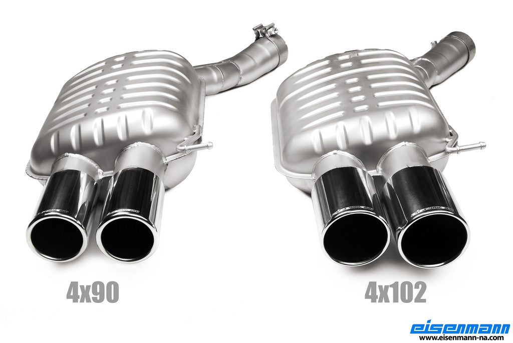 Eisenmann f12 f13 m6 performance exhaust - iND Distribution