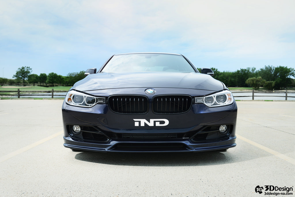 IND F30 3 Series Painted Front Grille Set 3