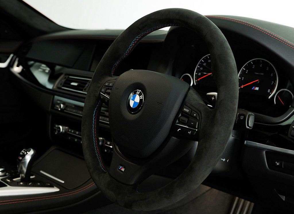 BMW Performance Edition Steering Wheel 3