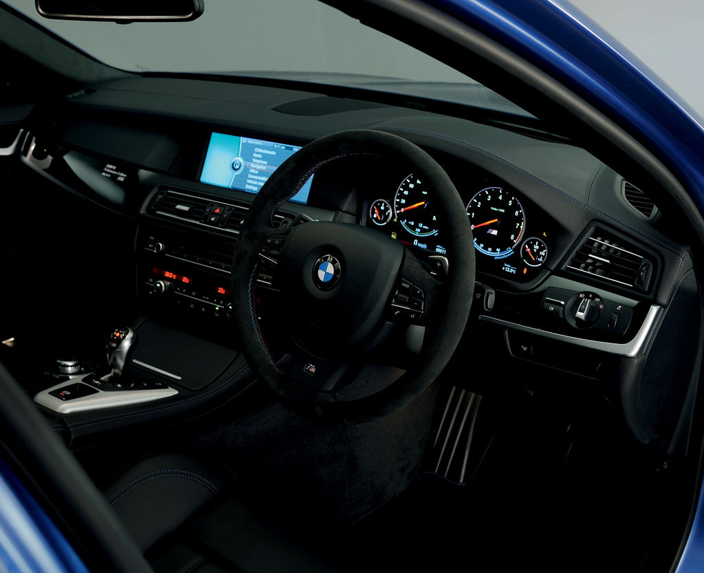 BMW Performance Edition Steering Wheel 5
