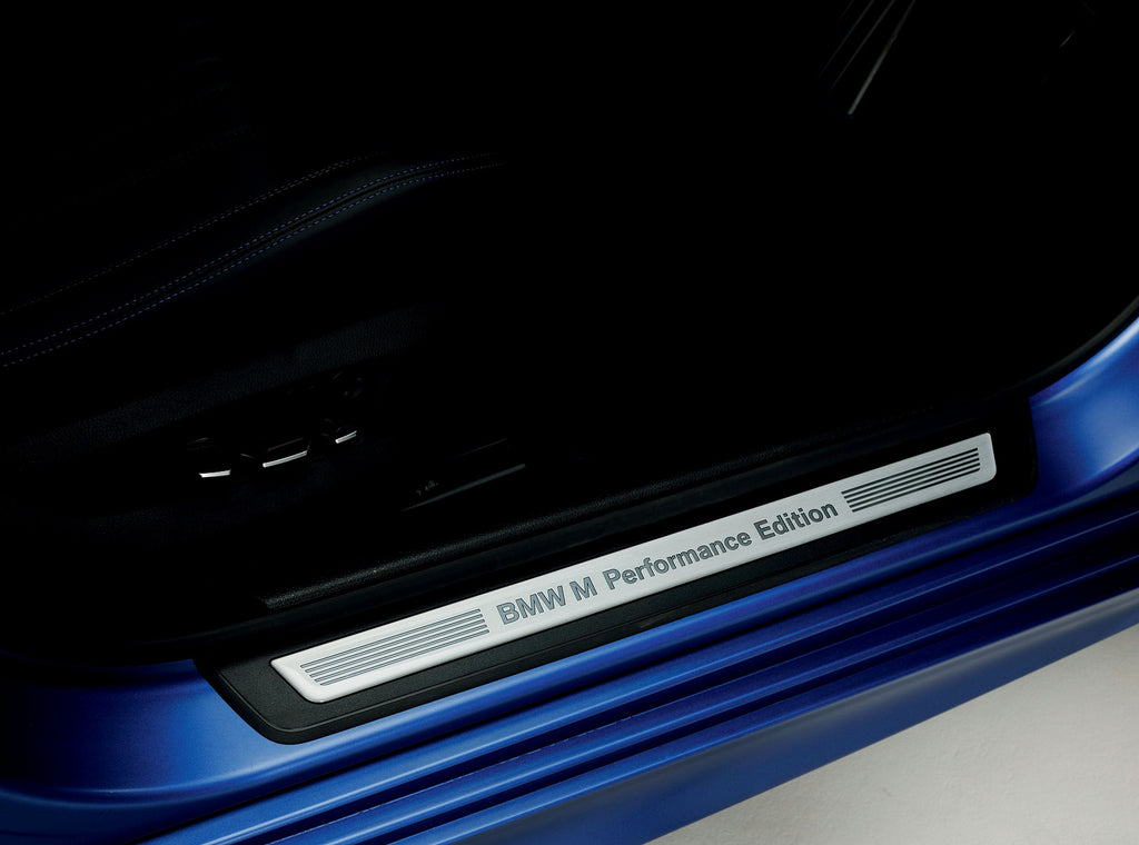 BMW Performance Edition Door Sills 1