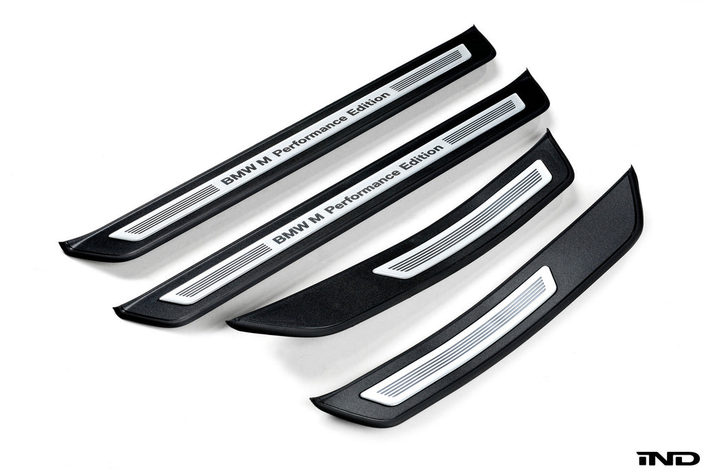 BMW Performance Edition Door Sills 2