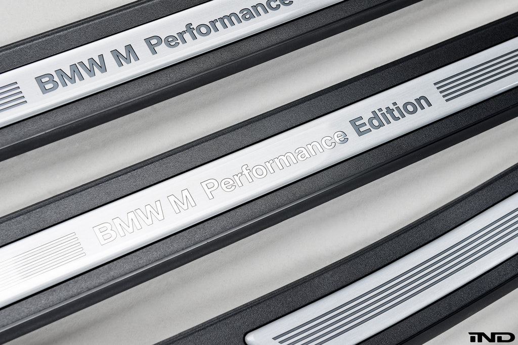 BMW Performance Edition Door Sills 4