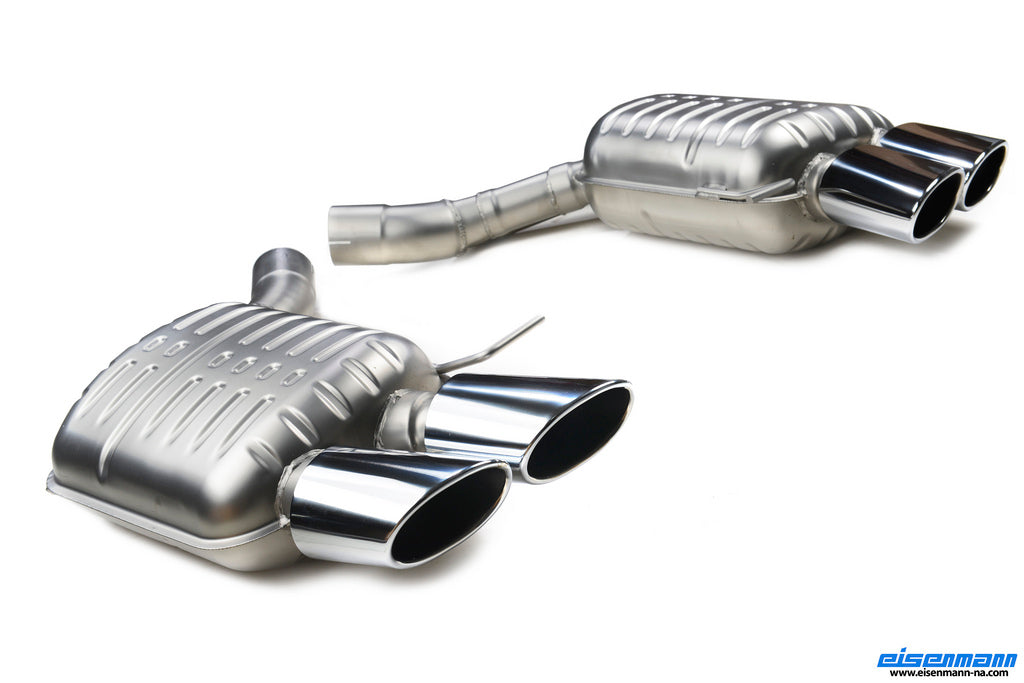 Eisenmann f06 m6 performance exhaust - iND Distribution