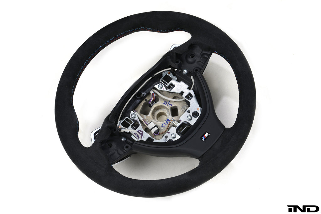 BMW Performance Edition Steering Wheel 1