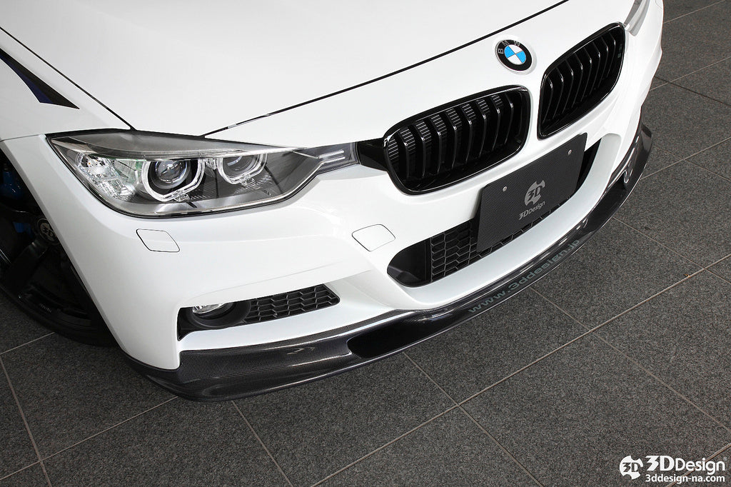 IND F30 3 Series Painted Front Grille Set 1