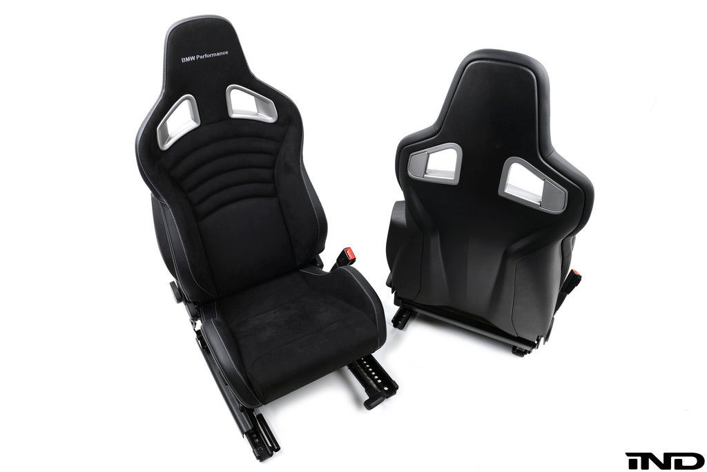 BMW Performance edition seats 1 - iND Distribution