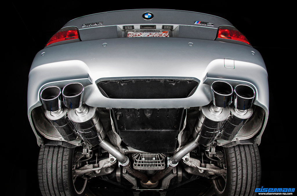 Eisenmann E60 M5 Performance Exhaust 10